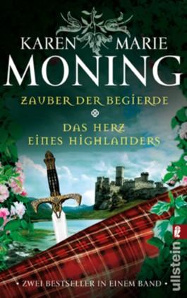 Zauber der Begierde /Das Herz des Highlanders