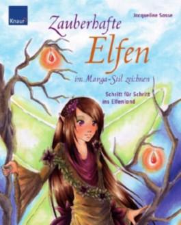 Zauberhafte Elfen im Manga-Stil zeichnen