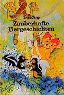 Zauberhafte Tiergeschichten. Großdruck