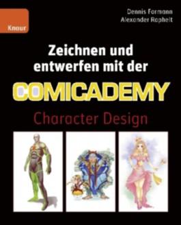 Zeichnen und entwerfen mit der Comicademy