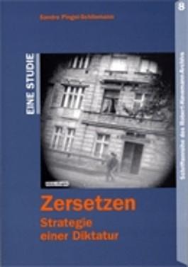 Zersetzen