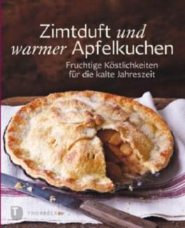 Zimtduft und warmer Apfelkuchen