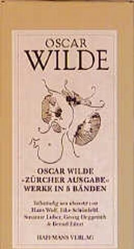 Zürcher Ausgabe, Werke, 5 Bde.