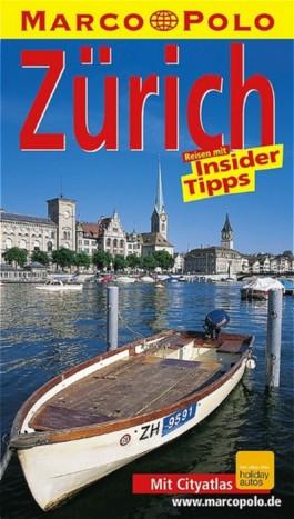 Zürich. Marco Polo Reiseführer. Reisen mit Insider-Tipps
