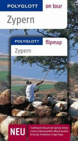 Zypern - Buch mit flipmap