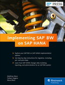 Cover von Implementing SAP BW on SAP HANA