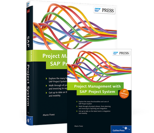Cover von Project Management with SAP Project System