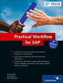 Cover of Practical Workflow for SAP