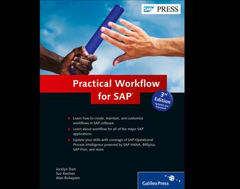 Cover von Practical Workflow for SAP