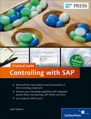 Cover of Controlling with SAP—Practical Guide