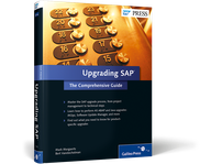 Cover von Upgrading SAP