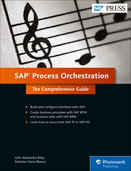 Cover von SAP Process Orchestration