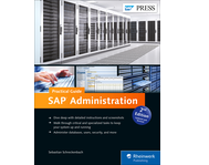 Cover of SAP Administration—Practical Guide