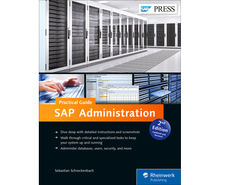 Cover of SAP Administration — Practical Guide