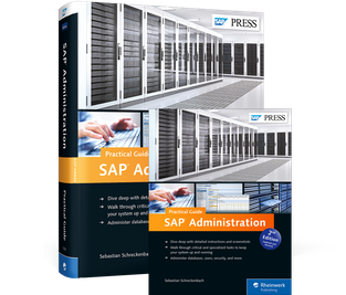 Cover von SAP Administration—Practical Guide