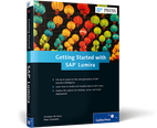 Cover of Getting Started with SAP Lumira