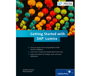 Cover von Getting Started with SAP Lumira