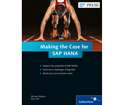 Cover of Business Cases for SAP HANA