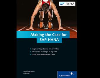 Cover von Business Cases for SAP HANA