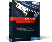 Cover of SAP CRM