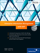 Cover von Enterprise Information Management with SAP