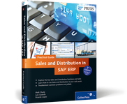 Cover of Sales and Distribution in SAP ERP—Practical Guide