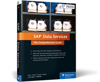 Cover of SAP Data Services