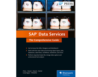 Cover von SAP Data Services