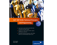 Cover von SAP ERP HCM: Technical Principles and Programming