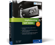 Cover von Implementing SAP HANA