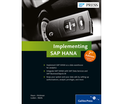 Cover of Implementing SAP HANA