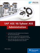 Cover von SAP ASE 16 / Sybase ASE Administration