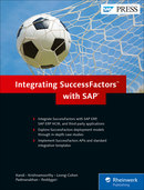 Cover of Integrating SuccessFactors with SAP