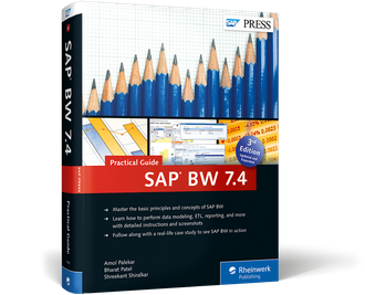 Cover von SAP BW 7.4—Practical Guide