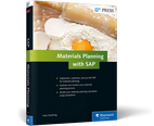 Cover of Materials Planning with SAP