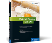 Cover von Materials Planning with SAP