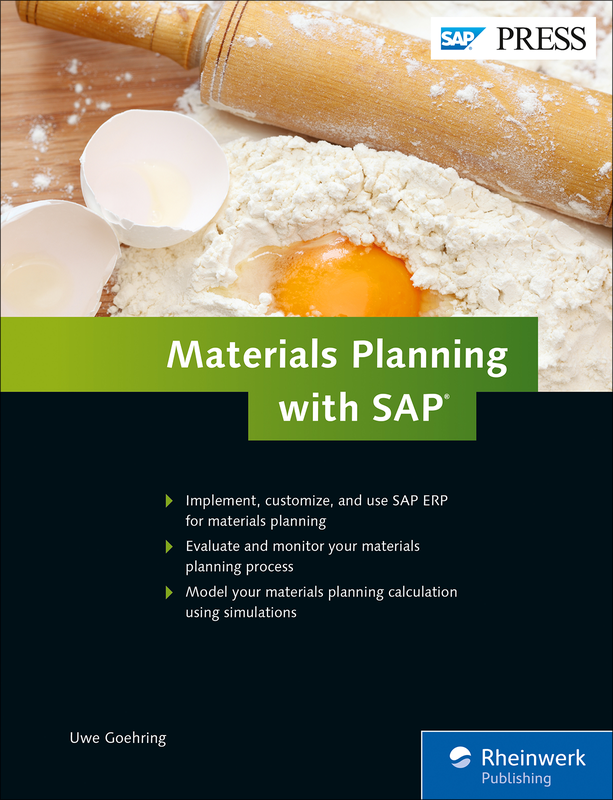 Sap Materials Planning Sap Mrp In Sap Erp Book And