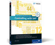 Cover of Controlling with SAP