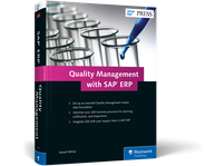 Cover of Quality Management with SAP