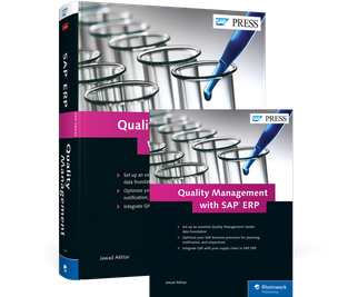 Cover von Quality Management with SAP