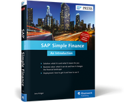 Cover of SAP Simple Finance