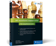 Cover of SAP SuccessFactors Employee Central