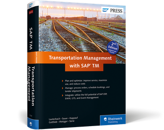 Cover of Transportation Management with SAP TM