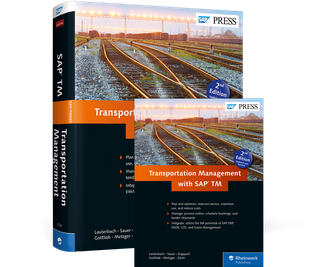 Cover von Transportation Management with SAP TM