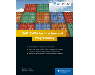 Cover von SAP EWM Architecture and Programming