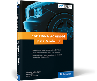 Cover von SAP HANA Advanced Data Modeling