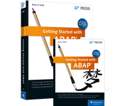 Cover von Getting Started with ABAP