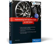 Cover of Implementing SAP Business Suite on SAP HANA