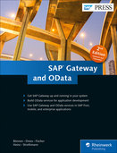 Cover von SAP Gateway and OData
