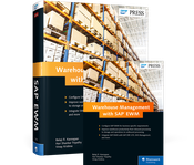 Cover von Warehouse Management with SAP EWM